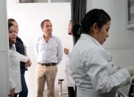 """El Alcalde Fernando Yunes asistió a la inauguración del """"Convoy de la Salud"""""""