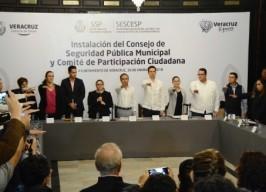 Policía Municipal de Veracruz será la mejor del Estado: Fernando  Yunes Márquez