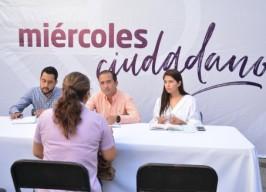 Un resumen del primer Miércoles Ciudadano, Alcalde Fernando Yunes Márquez