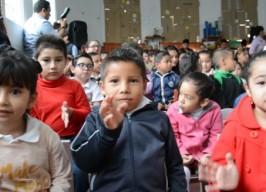 Alcalde Fernando Yunes anunció la rehabilitación del Jardín de Niños Benito Juárez