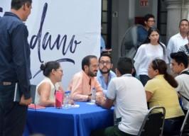 """Retoma el Alcalde Fernando Yunes Márquez los """"miércoles ciudadanos"""""""