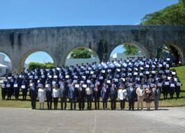 Se gradúan primeros elementos de la Policía Municipal de Veracruz