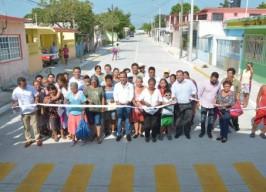 Invierte H. Ayuntamiento de Veracruz más de 8 MDP en obra pública en la  colonia Dos Caminos
