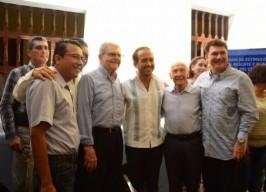 Presenta alcalde Fernando Yunes Programa de Estímulos Fiscales para el rescate del Centro Histórico