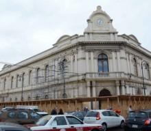 Da inicio alcalde Fernando Yunes Márquez a la obra de rehabilitación del Bachillerato de Veracruz