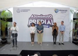 Da inicio el alcalde Fernando Yunes Márquez a cobro de Predial 2019