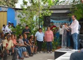 Inicia programa techo seguro en colonias de Veracruz