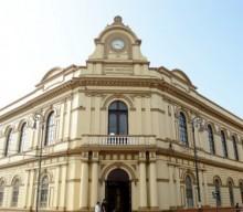 """Con esta rehabilitación, el edificio de """"Bachilleres"""" se convirtió en el más bonito de todo Veracruz : alcalde Fernando Yunes"""