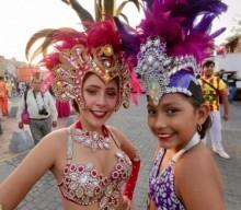 Disfrutan más de 10 mil personas del segundo Gran Papaqui del Carnaval de  Veracruz 2019